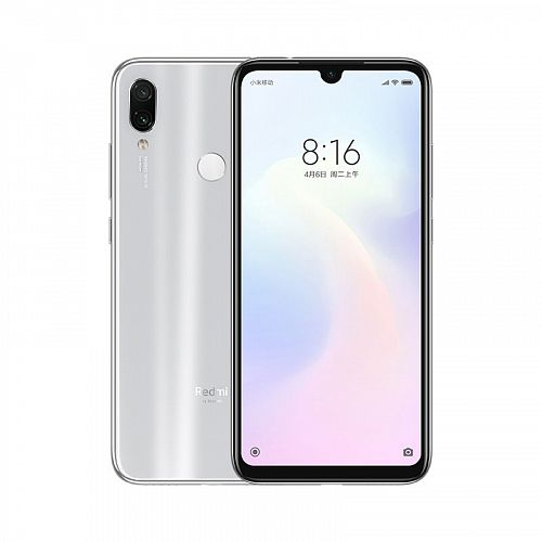 Смартфон Xiaomi Redmi Note 7 128GB/4GB White (Белый) — фото