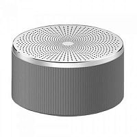 Портативная Bluetooth колонка Xiaomi Round Bluetooth Speaker Youth Edition Gray (Серая) — фото