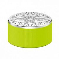 Портативная Bluetooth колонка Xiaomi Round Bluetooth Speaker Youth Edition Green (Зеленая) — фото