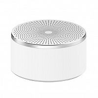 Портативная Bluetooth колонка Xiaomi Round Bluetooth Speaker Youth Edition White (Белая) — фото